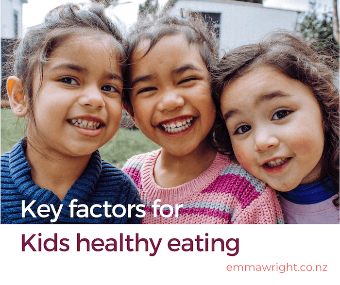 Child healthy eating