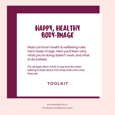 Body Image Toolkit