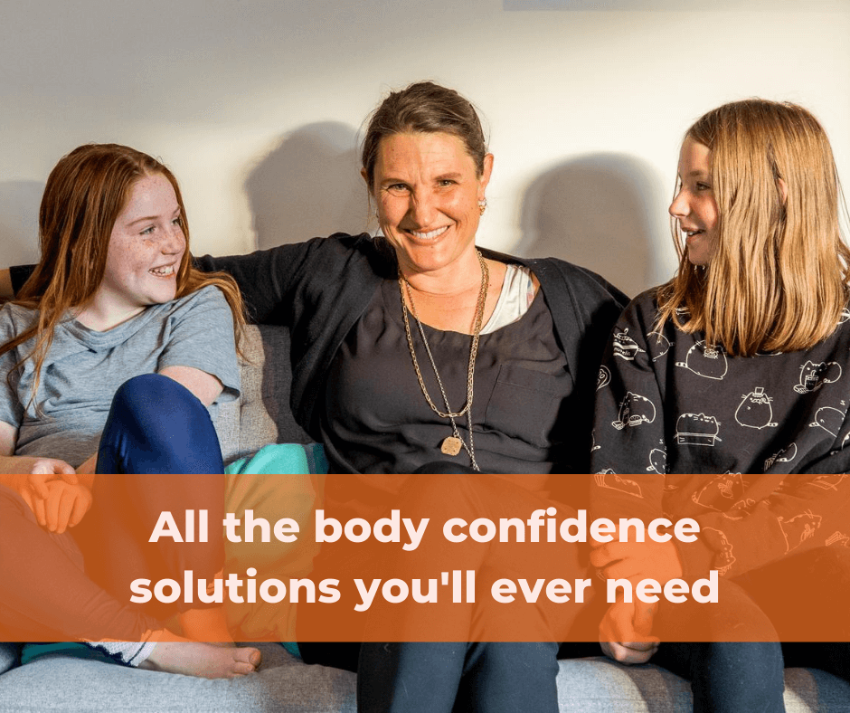 body confidence solutions