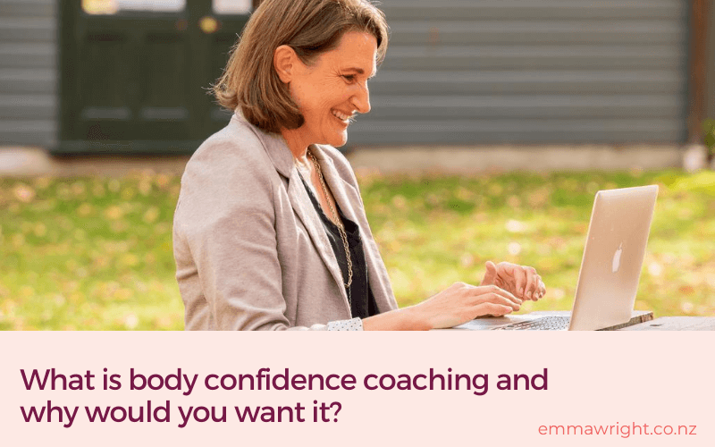 What is body confidence coaching
