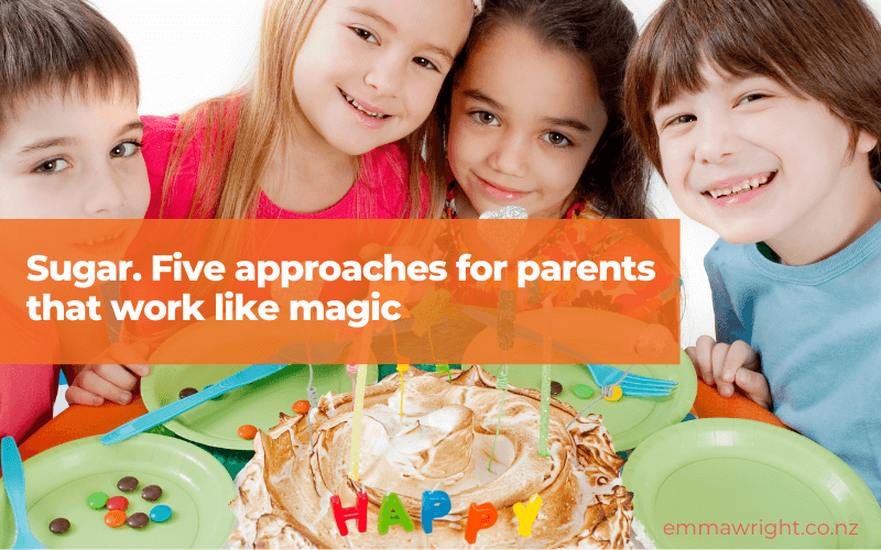 Sugar. Five approaches for parents that work like magic (1)