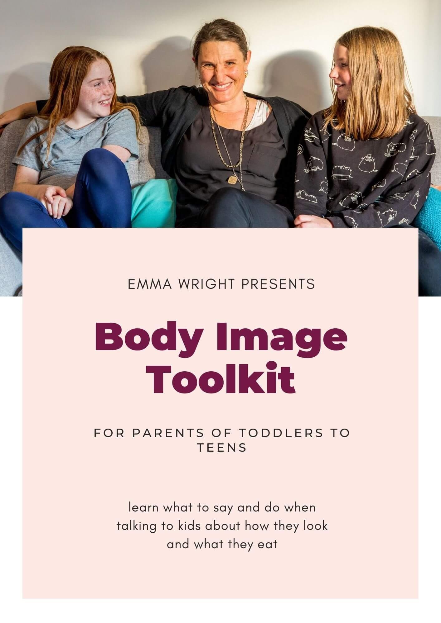 Body Image Toolkit PDF